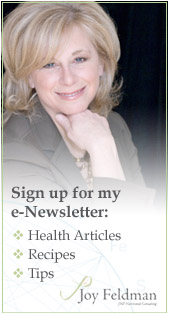 Click here to sign up for my e-Newsletter